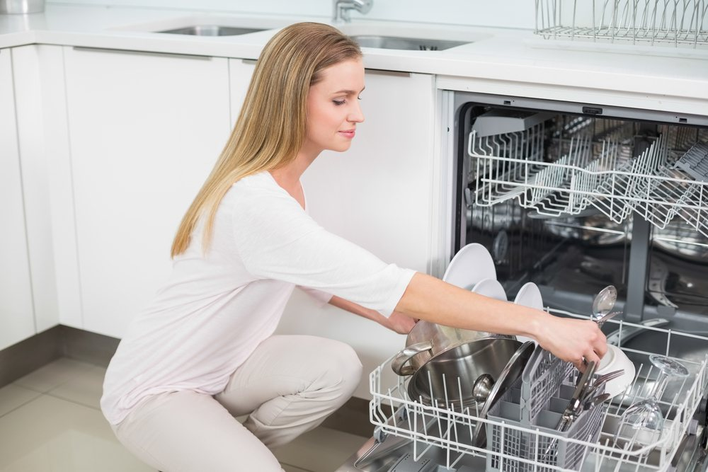 Welche Geschirrspülmaschinen -Typen gibt es