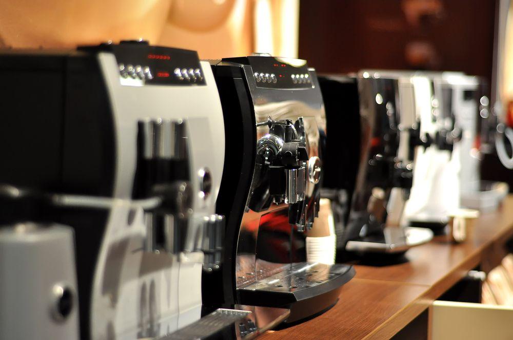 Welche Kaffeevollautomaten-Typen gibt es