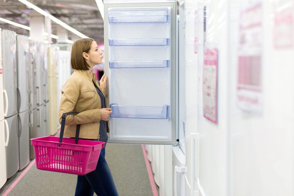 Welche Kühlschrank-Typen gibt es