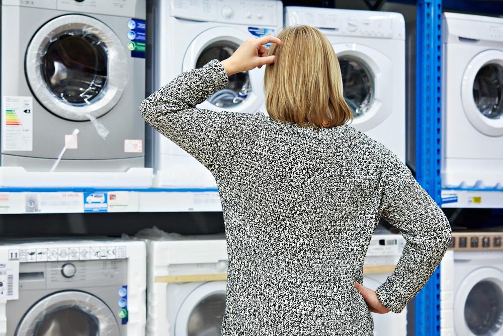 Welche Waschmaschinen-Typen gibt es